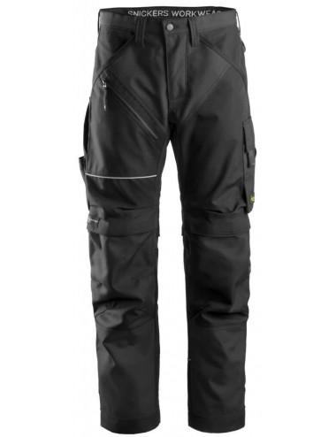 Snickers spodnie robocze RuffWork 6303 czarne