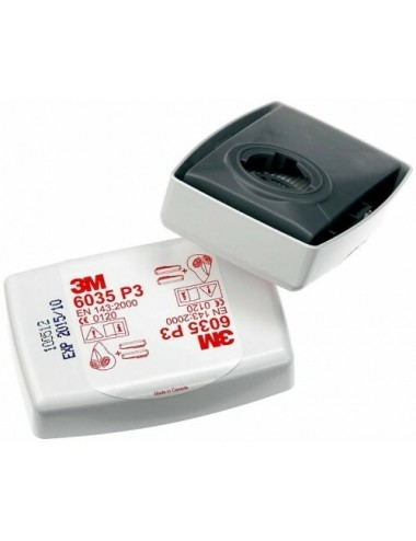 3M 6035 P3 filtr przeciwpyłowy