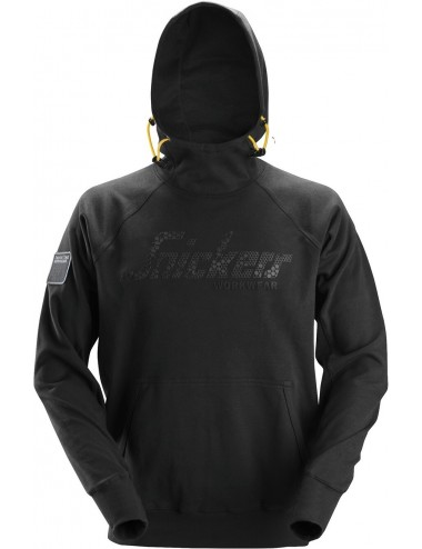 Snickers bluza z kapturem 2881 czarna