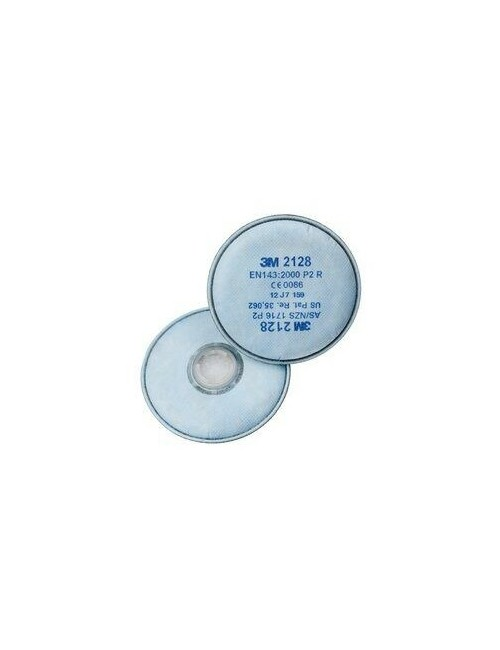 3M 2128 P2R filtr przeciwpyłowy
