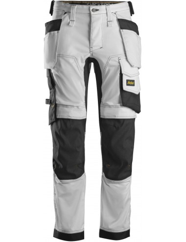 Snickers 6241 spodnie robocze Stretch AllroundWork