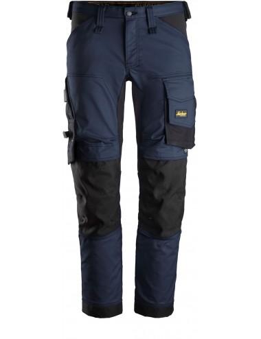 Snickers 6341 spodnie robocze Stretch AllroundWork