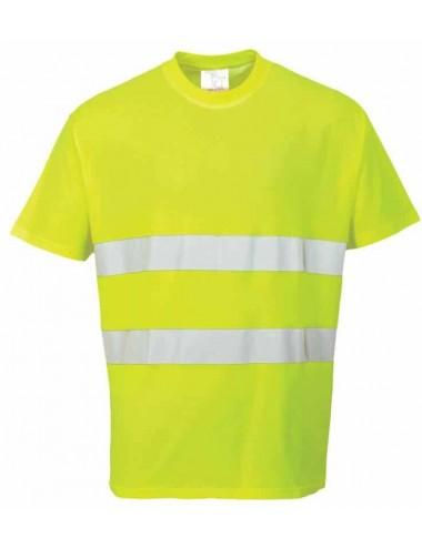Koszulka S172 Portwest ostrzegawcza