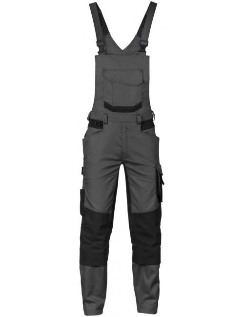Spodnie robocze ogrodniczki Dassy Tronix