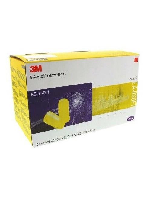 3M ES-01-001 Zatyczki przeciwhałasowe Earsoft