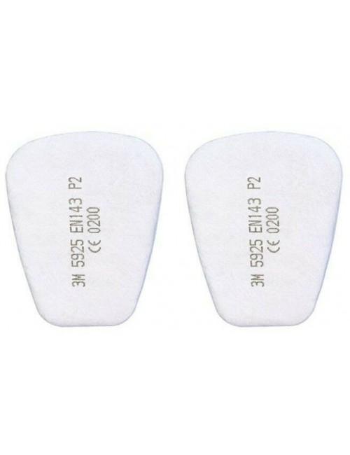 3M 5925 P2 filtr przeciwpyłowy