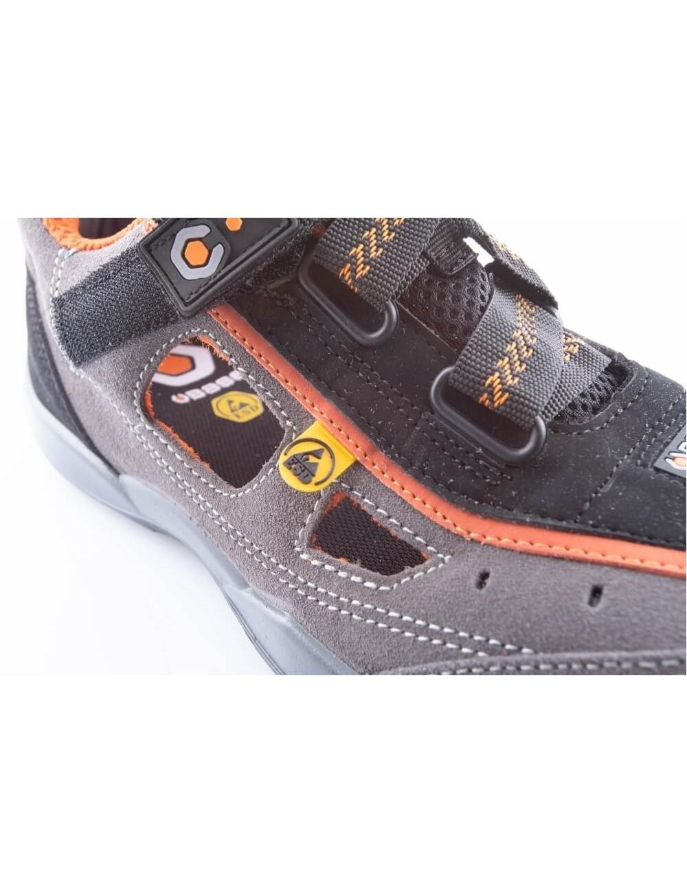 Sandały robocze BASE AEROBIC S1P