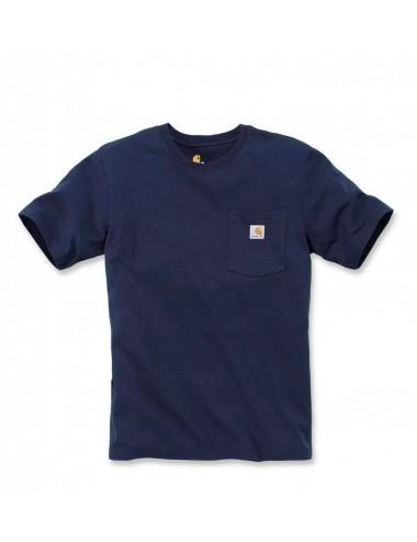Koszulka Carhartt Pocket S/S