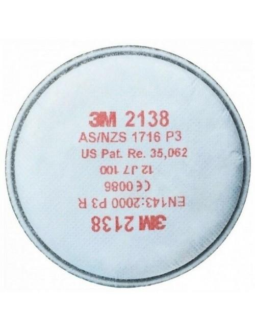 3M 2138 P3R filtr...