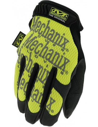 Rękawice Mechanix Hi-viz Original® Yellow