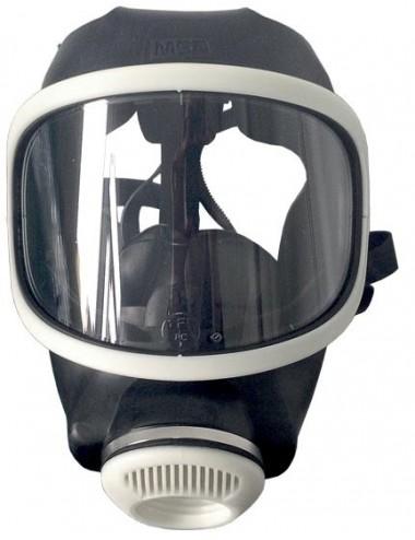Maska ochronna MSA 3S Basic Plus + 5x filtr P3 Cleanair zestaw ochronny
