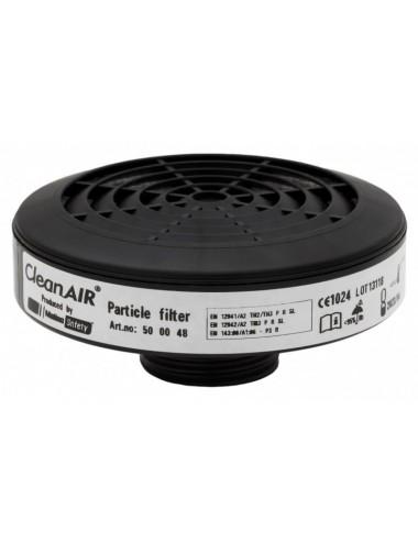 Maska ochronna MSA 3S Basic Plus + 5x filtr P3 Cleanair zestaw