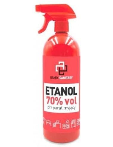 Gamix Sanitary Etanol 70% vol preparat myjący