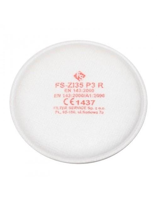 Filtr przeciwpyłowy FS-ZI35 P3 R