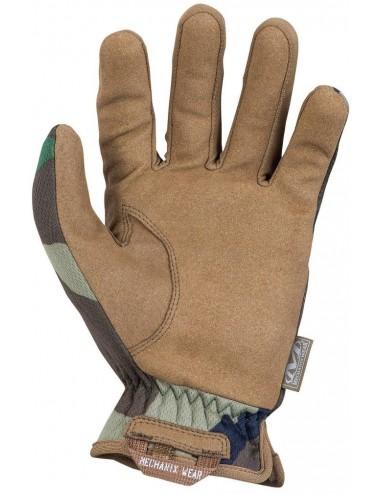 Rękawice Mechanix FastFit® Woodland