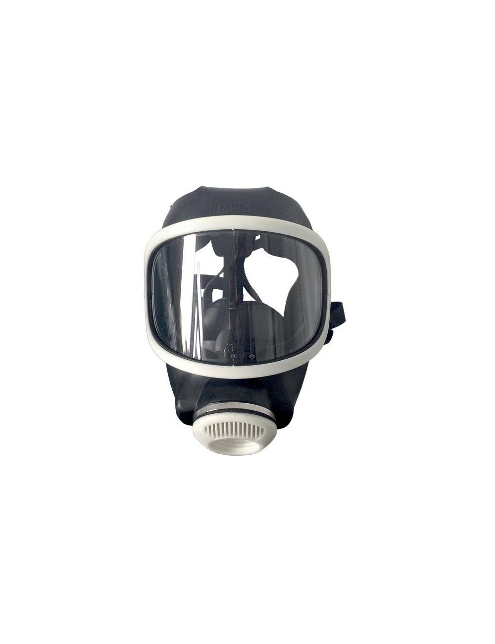 Maska całotwarzowa MSA 3S Basic Plus