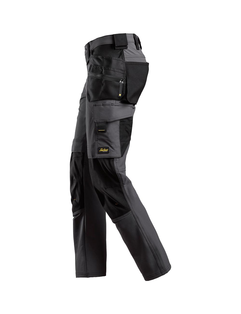 Spodnie robocze Snickers 6271 Full Stretch