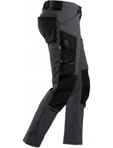 Spodnie robocze Snickers 6371 Full Stretch