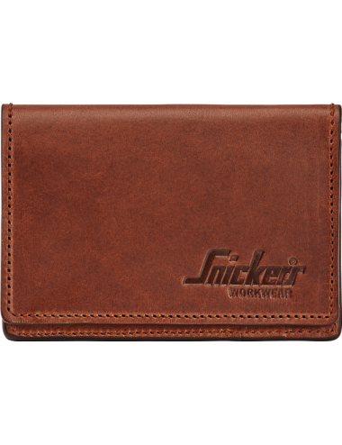 Skórzany portfel Snickers 9754