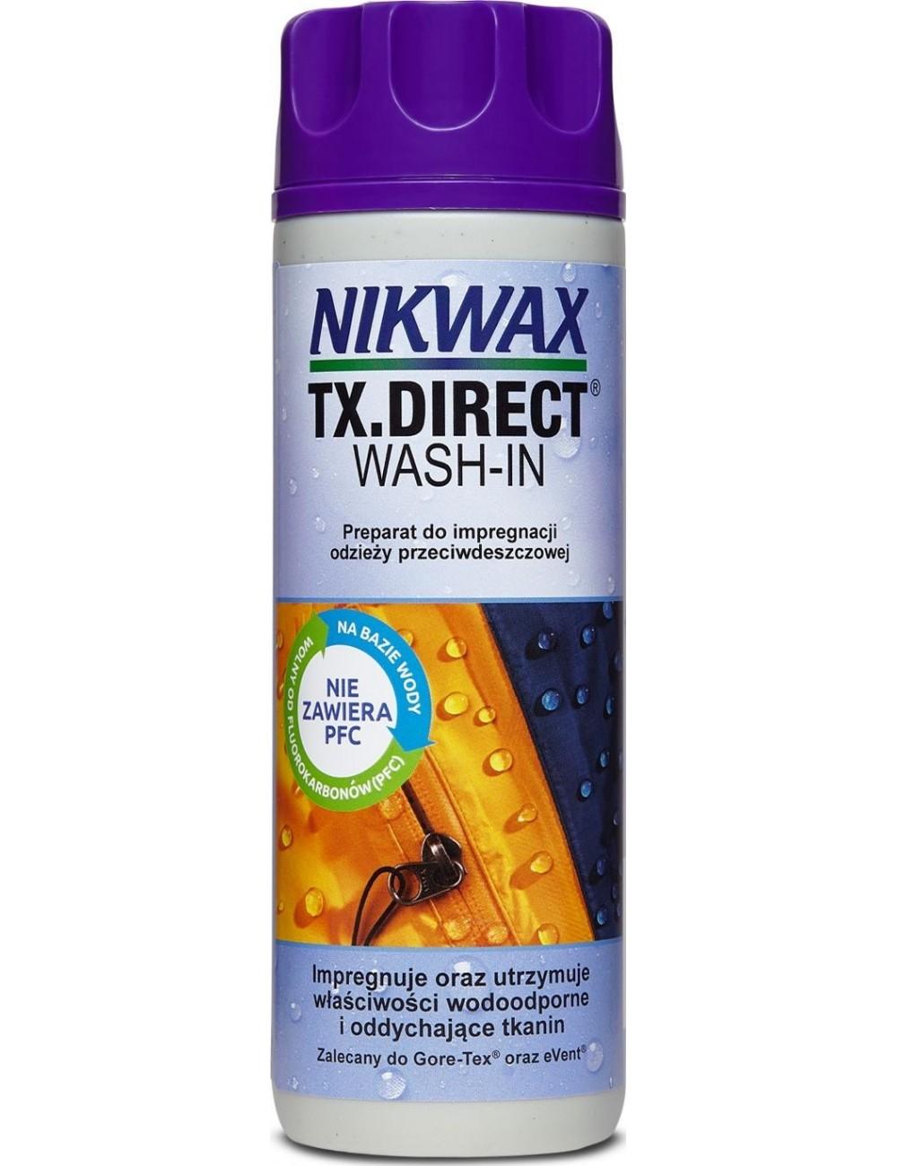 Impregnat NIKWAX NI-12 TX-Direct Wash-in do odzieży