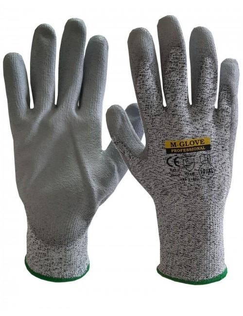 Rękawice antyprzecięciowe M-GLOVE C1002 12 par