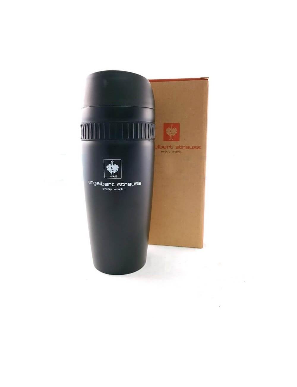 Zestaw prezentowy: kubek termiczny Engelbert Strauss + kawa