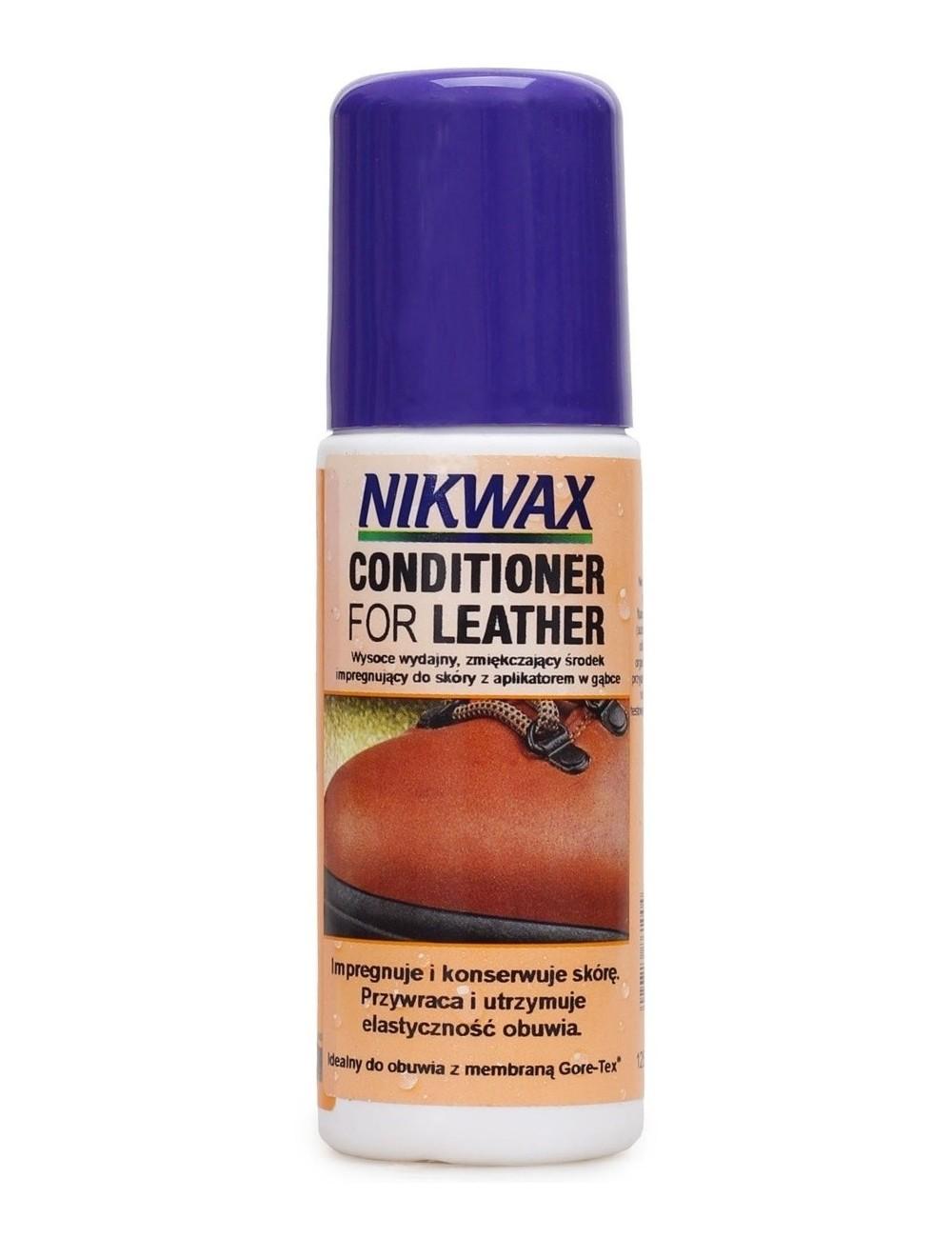 Impregnat NIKWAX do skóry licowej 125ml