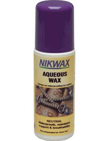 Impregnat NIKWAX Aqueous Wax 125ml
