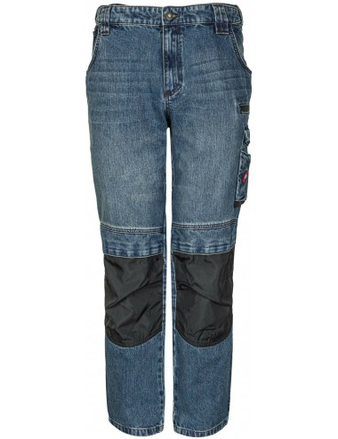 Spodnie Engelbert Strauss Denim Motion Jeans
