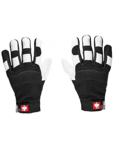Rękawice montażowe skórzane Engelbert Strauss Ice