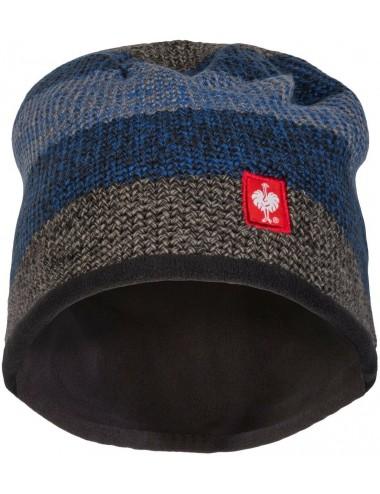 Engelbert Strauss czapka zimowa e.s.motion 2020 niebieska