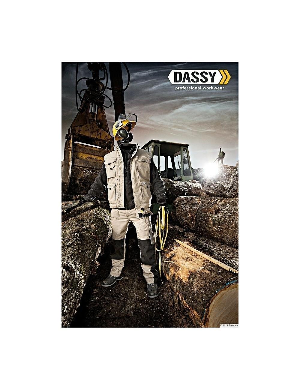 Bezrękawnik ocieplany Dassy Mons
