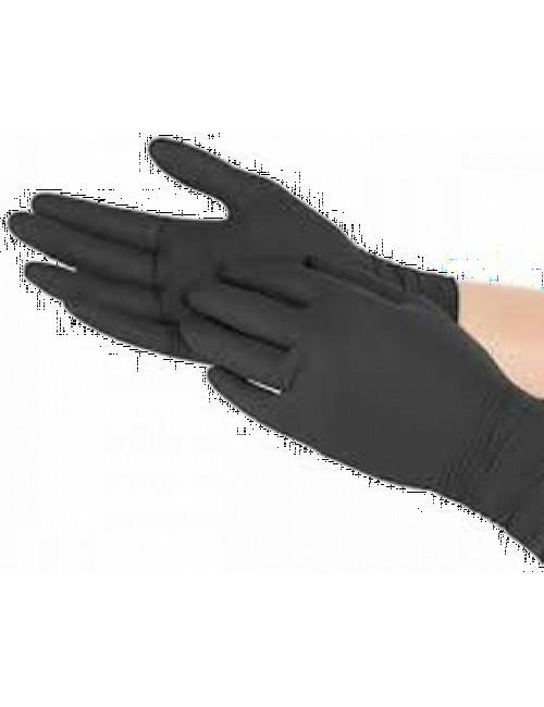 Rękawice jednorazowe nitrylowe Consorte Black Dove 100szt.