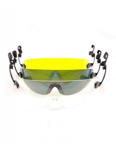 3M V6 okulary do hełmu zintegrowane