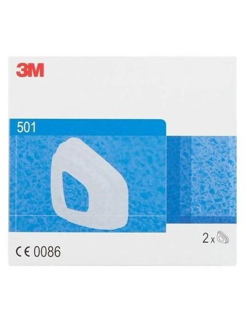 3M 501 pokrywa filtra przeciwpyłowego