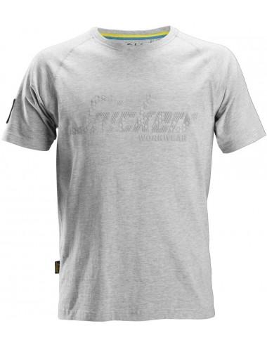 Snickers koszulka z logo 2580